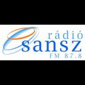 Rádió Sansz-Logo