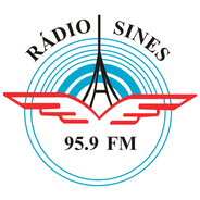 Rádio Sines 95.9-Logo