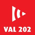 Radio Slovenija Val 202-Logo