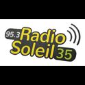 Radio Soleil 35-Logo
