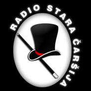 Radio Stara Caršija-Logo