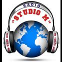 Radio Studio M-Logo