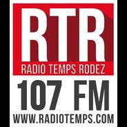 Radio Temps Rodez RTR-Logo