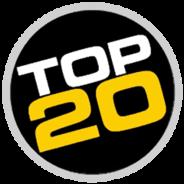 Ràdio Top 20-Logo
