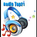 Radio Top 21-Logo