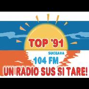 Radio Top 104FM-Logo