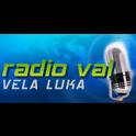 Radio Val Vela Luka-Logo