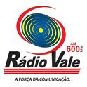 Rádio Vale 600 AM-Logo