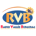 Radio Vallée Bergerac RVB-Logo