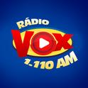 Rádio Vox 1110 AM-Logo