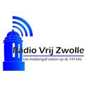 Radio Vrij Zwolle-Logo