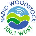 Radio Woodstock 100.1 WDST -Logo