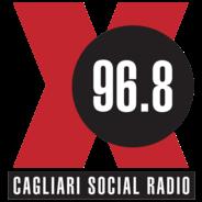Radio X 96.8-Logo