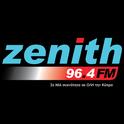 Zenith Radio  96.4-Logo