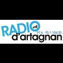 Radio d'Artagnan-Logo