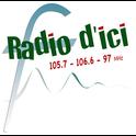 Radio d'Ici-Logo