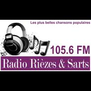 Radio de Rièzes et Sarts-Logo