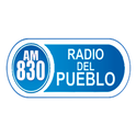 Radio del Pueblo AM 830-Logo