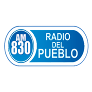 Radio del Pueblo AM 830-Logo