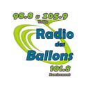 Radio des Ballons-Logo