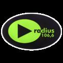 Radius 106.6-Logo