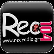 Rec FM 104-Logo