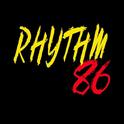 Rhythm 86-Logo