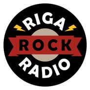 Riga Rock Radio-Logo