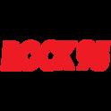 Rock 95-Logo