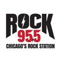 Rock 95.5 WEBG-Logo
