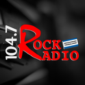 Rock Radio 104.7-Logo