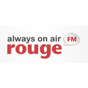 Rouge FM-Logo