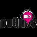 Rythmos 89.2-Logo