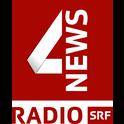 SRF 4 News-Logo