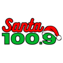 Santa 100.9-Logo