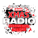 Scottish Sun Christmas Radio-Logo