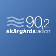 Skärgårdsradion 90.2-Logo