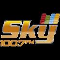 Sky 100.7 FM-Logo