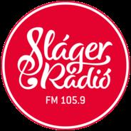 Sláger Rádió 105.9-Logo
