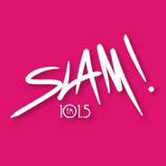 Slam 101.5-Logo