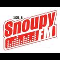 Snoupy FM 105.8-Logo