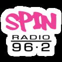 Rádio Spin-Logo