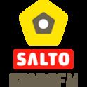 Salto Radio Amsterdam Stads FM-Logo