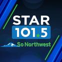 Star 101.5 FM KPLZ-Logo
