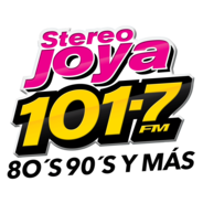 Stereo Joya 101.7-Logo