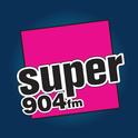 Super 90.4 FM-Logo