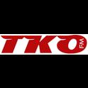 TKO FM-Logo