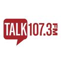 Talk 107.3-Logo