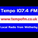 Tempo 107.4 FM-Logo