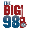 The Big 98 WSIX-Logo